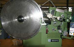HMT Certified HSS Saw Grinding Machines